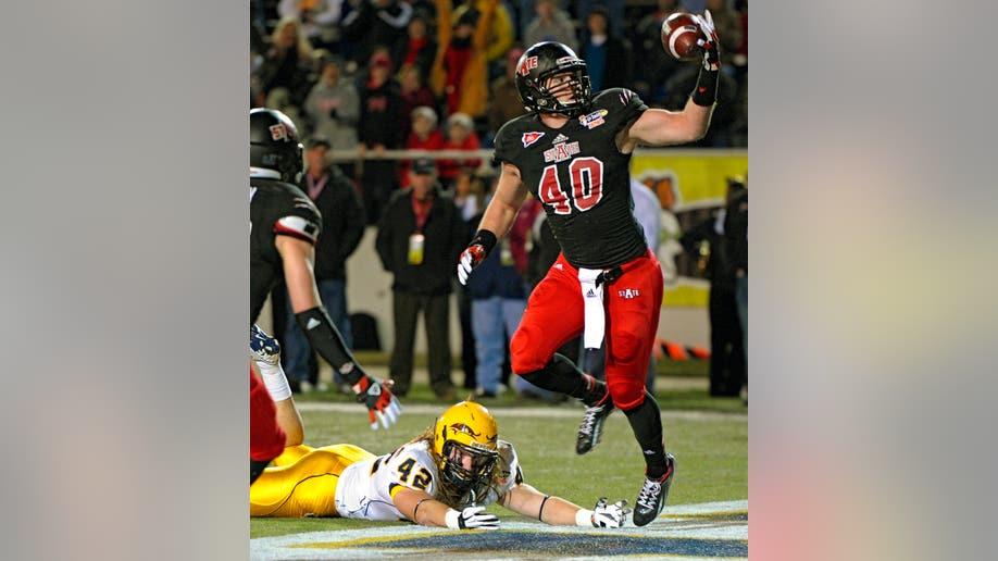 APTOPIX GoDaddyCom Bowl Football
