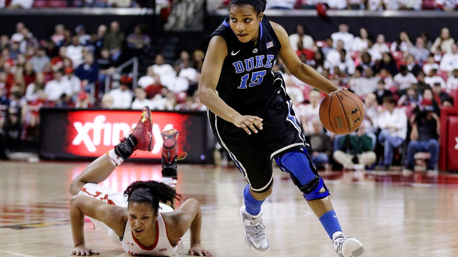 Duke Maryland Basketball
