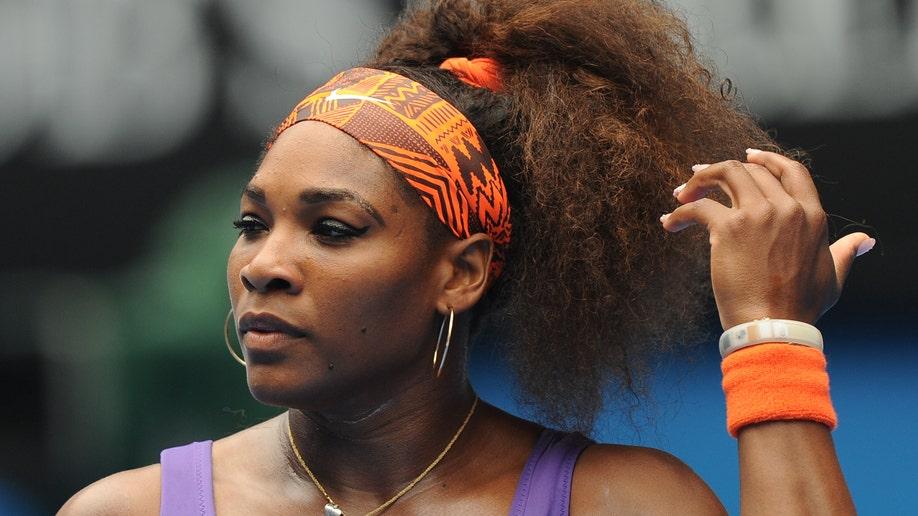 44396886-Australian Open Tennis