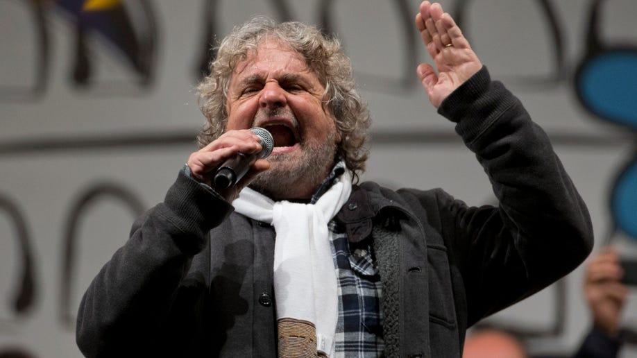 Italy Protest Vote