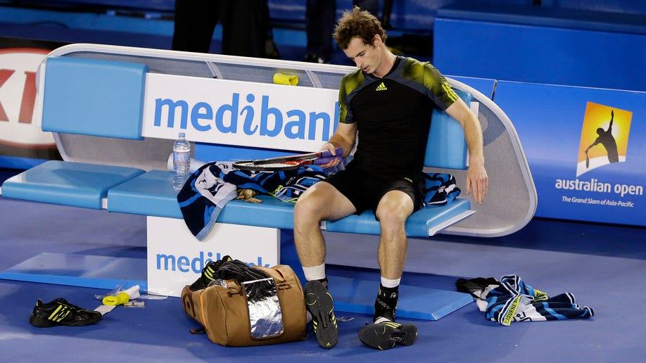 82b37b26-Australian Open Tennis
