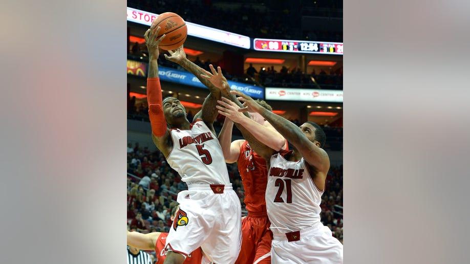 Cornell Louisville Basketball