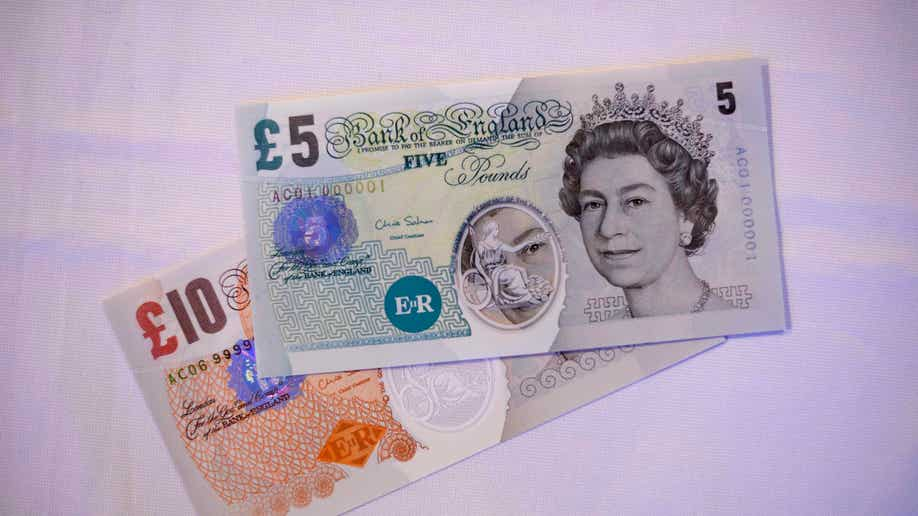 Britain Banknotes