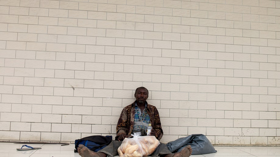 Suriname Homeless Killings