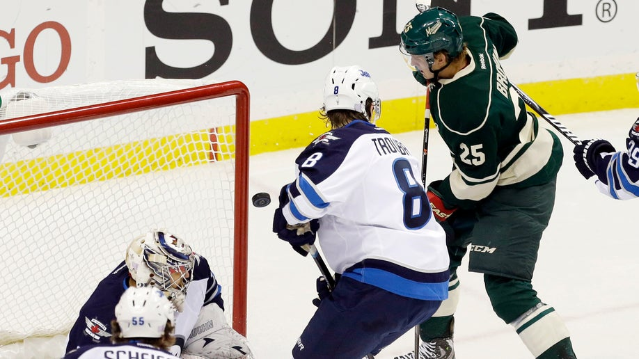 Jets Wild Hockey