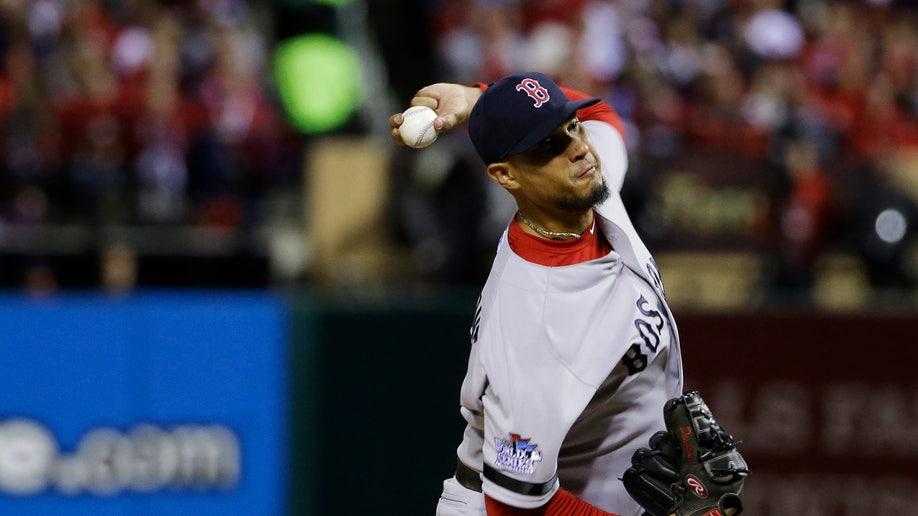 2a00d2ea-World Series Red Sox Cardinals Baseball