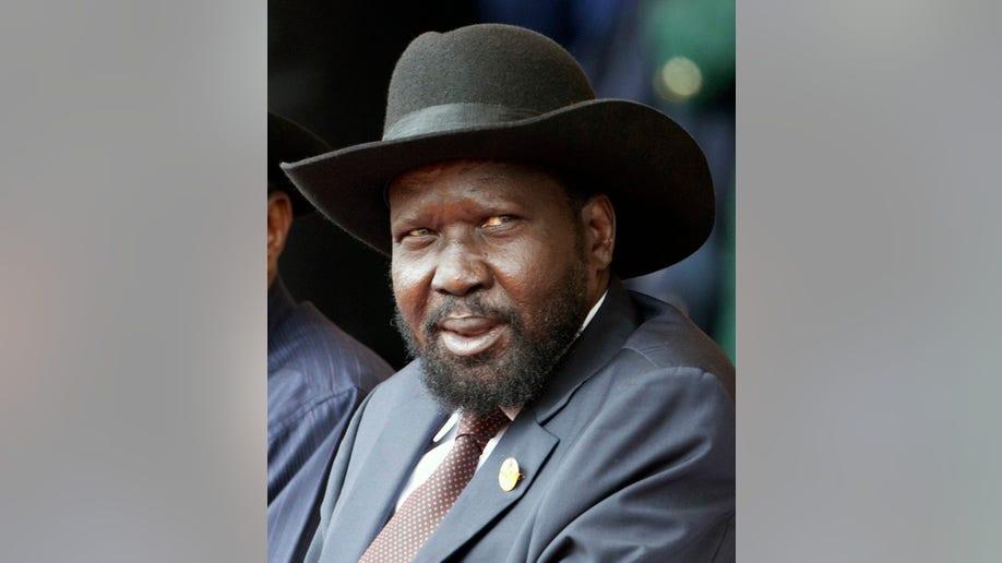 South Sudan Violance