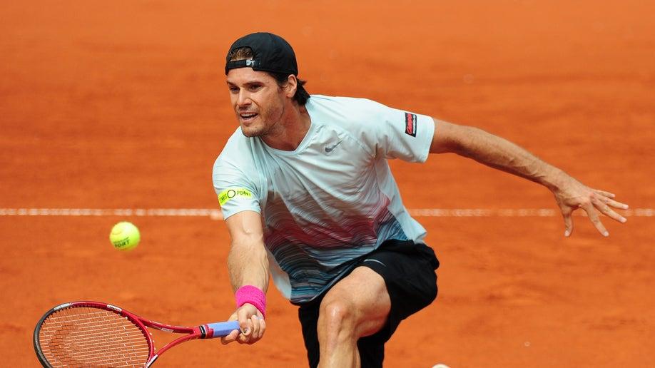 Germany Tennis BMW Open