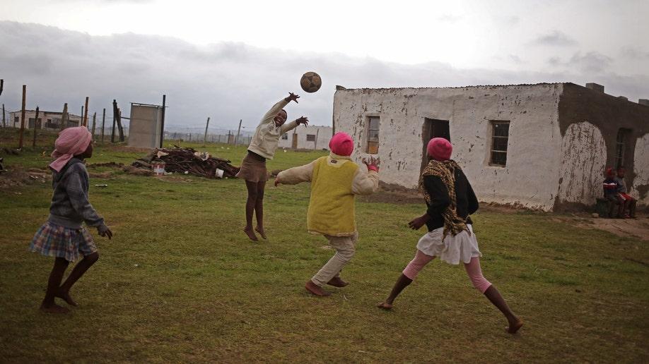 South Africa Mandela Burial Site