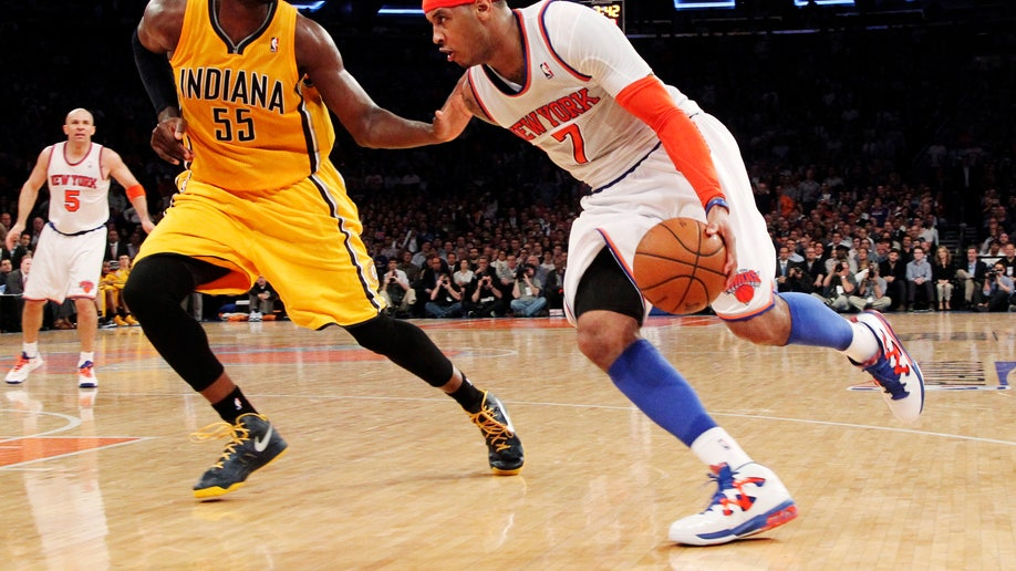 09597495-Pacers Knicks Basketball