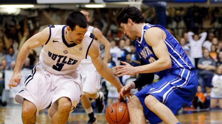Creighton Butler Basketball