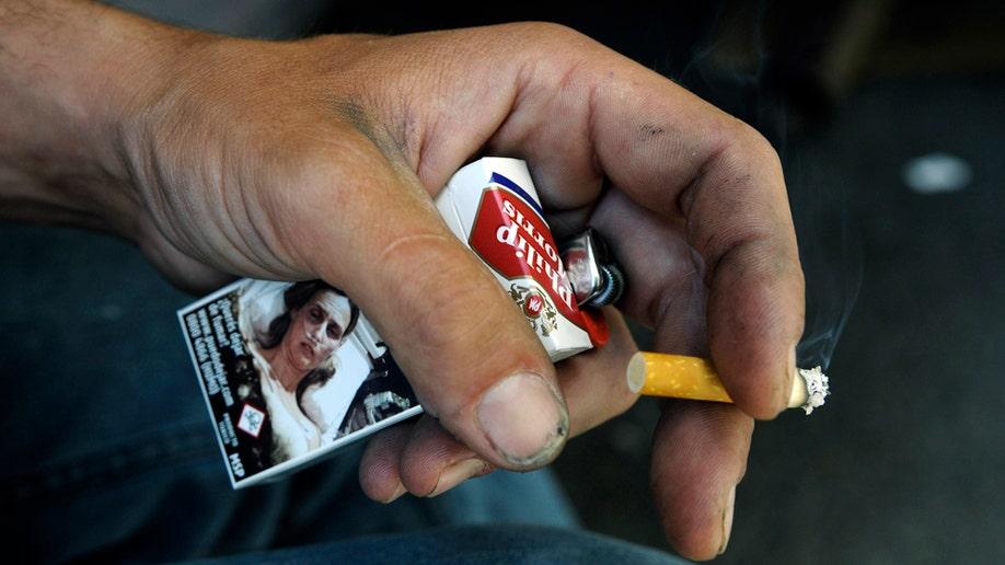 Tobacco giant philip