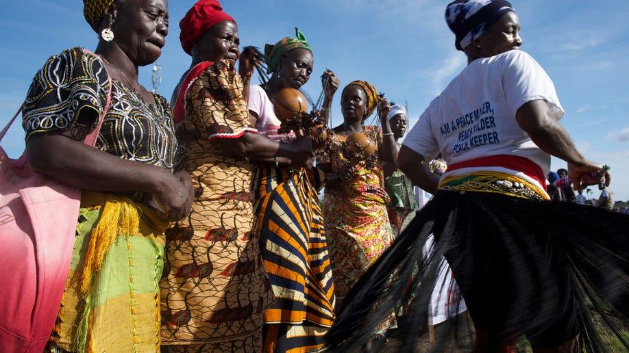 Liberia Arrests