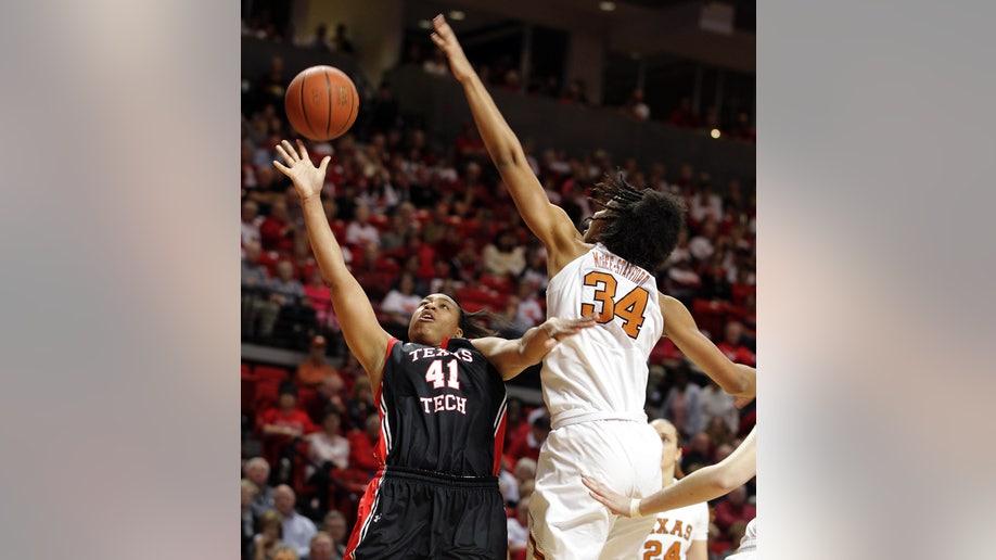 Texas Tech Texas Basketball