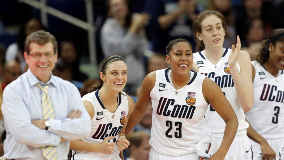 UConn Great Expectations Basketball