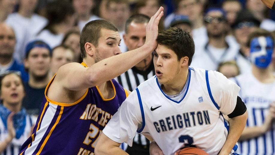 N Iowa Creighton Basketball