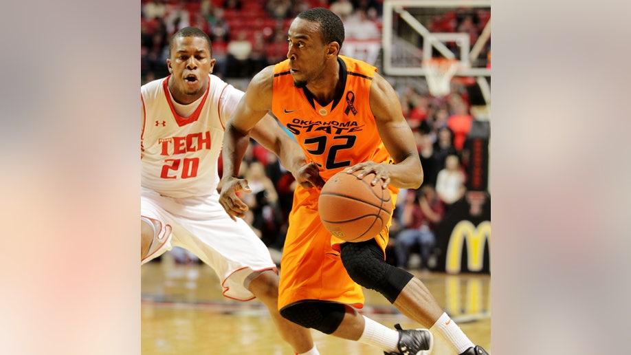 Oklahoma St Texas Tech Basketball