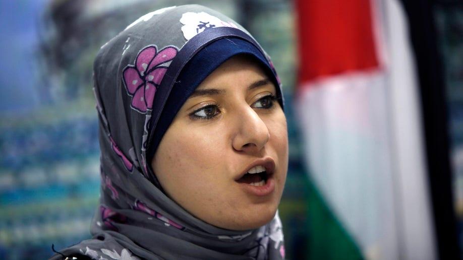 3a7f1f92-Mideast Gaza Hamas Spokeswoman
