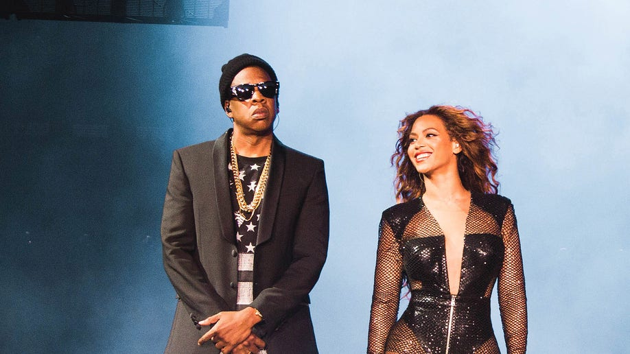 Beyonce and Jay Z - On the Run Tour - Cincinnati