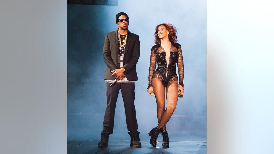 Beyonce and Jay Z - On the Run Tour - Cincinnati