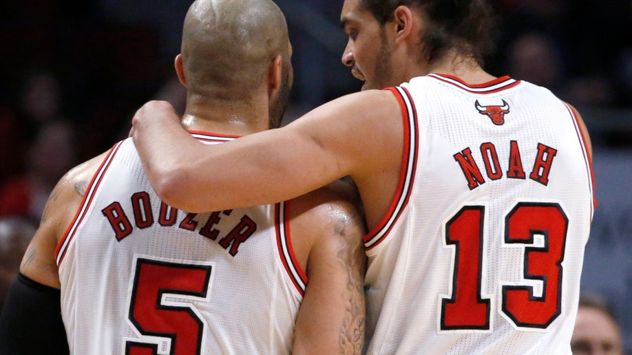 Cavaliers Bulls Basketball
