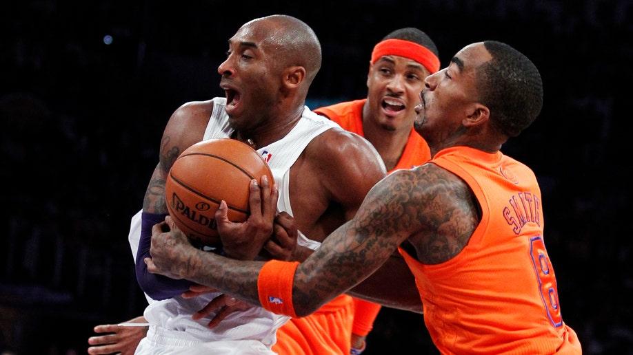 6067e116-Knicks Lakers Basketball