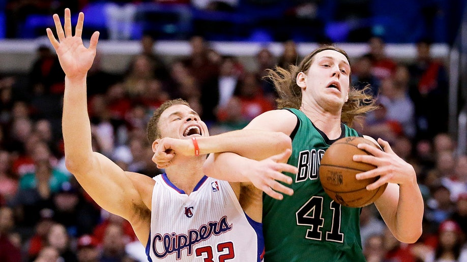 Celtics Clippers Basketball