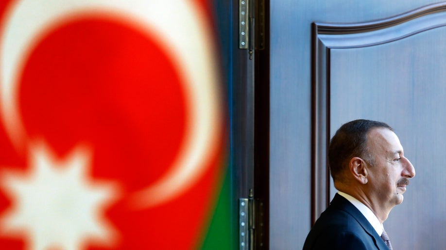 Azerbaijan Presidential Election