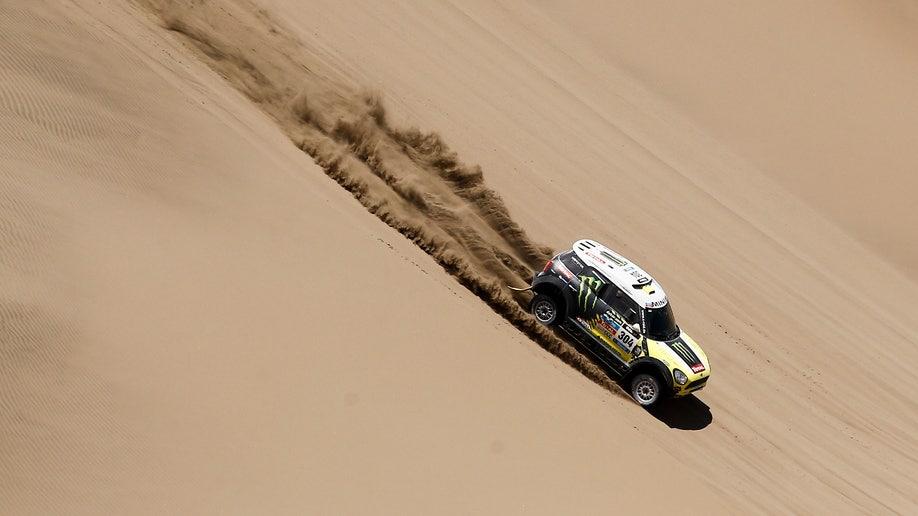 Chile Dakar Rally
