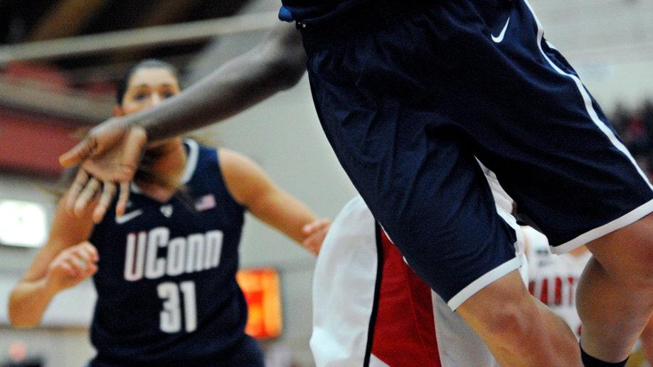 UConn Hartford Basketball