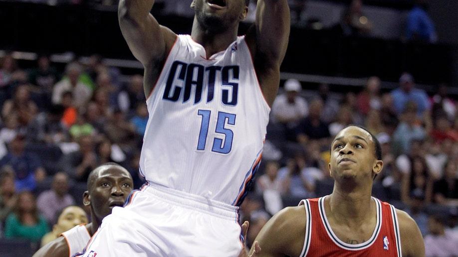 Bucks Bobcats Basketball