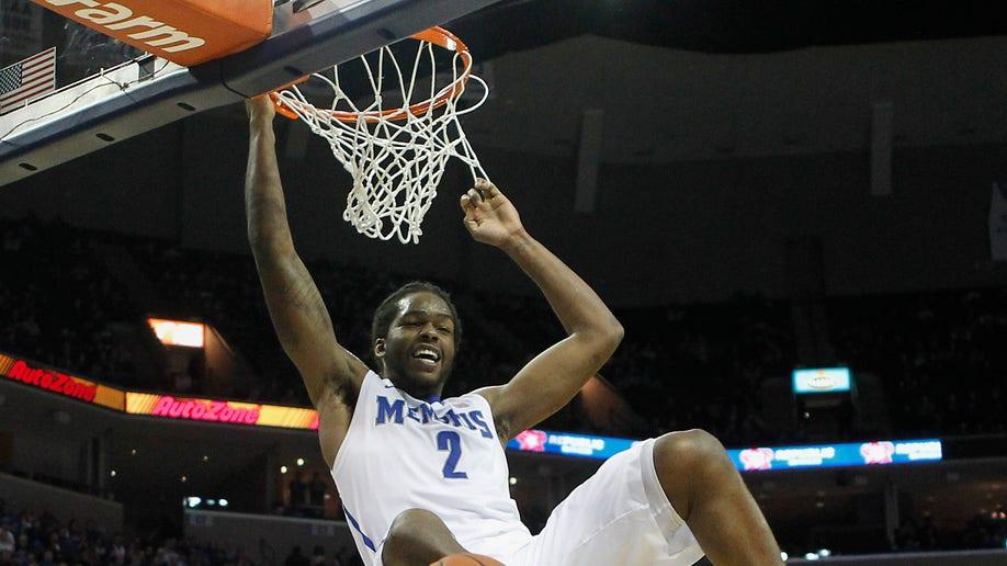 Houston Memphis Basketball