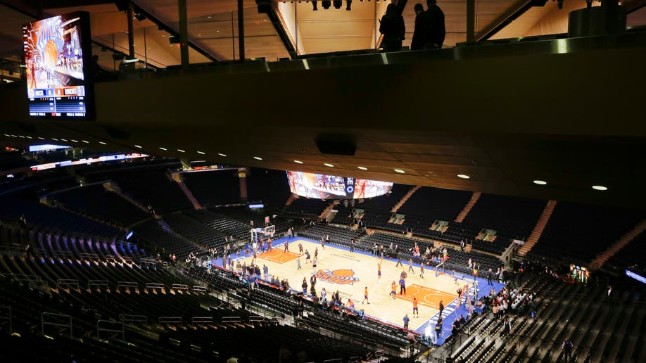 7edc9650-Bobcats Knicks Basketball