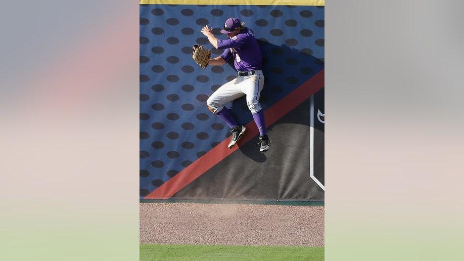 SEC LSU Vanderbilt Baseball