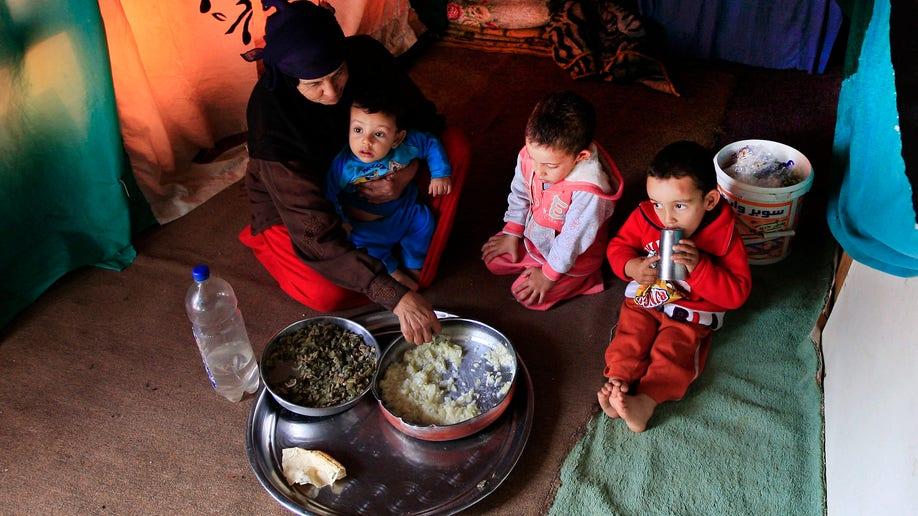 Mideast Lebanon Refugee Fears