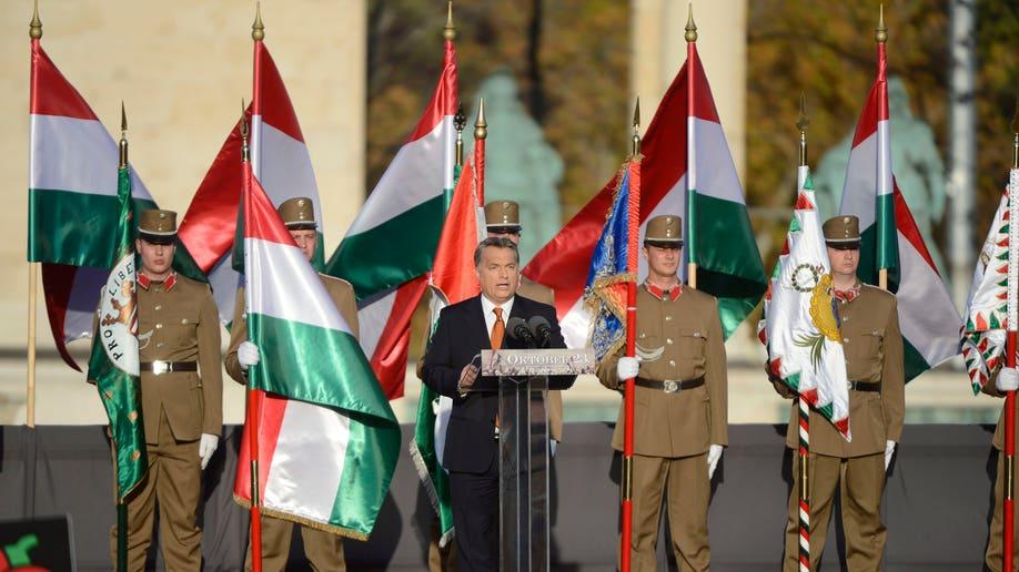 37c2ff56-Hungary Anniversary Of 1956