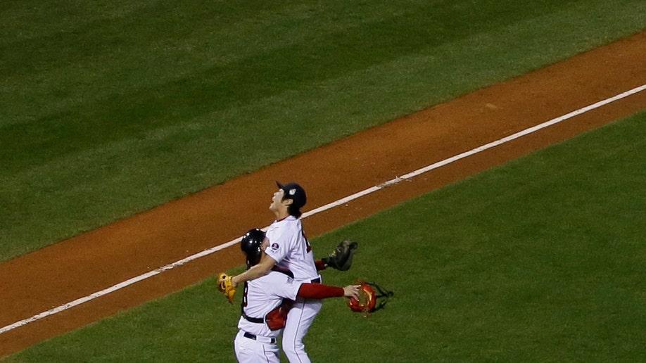 db0686a9-World Series Cardinals Red Sox Baseball