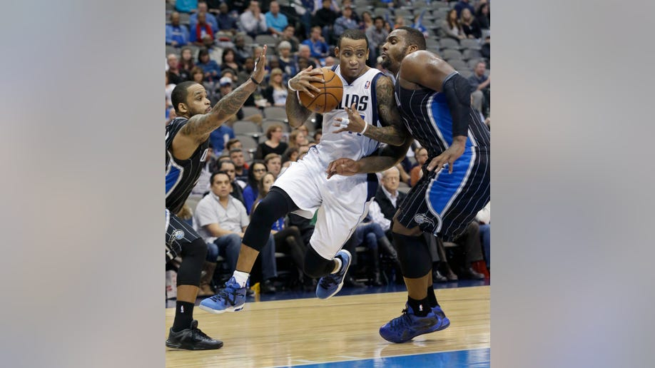 Magic Mavericks Basketball