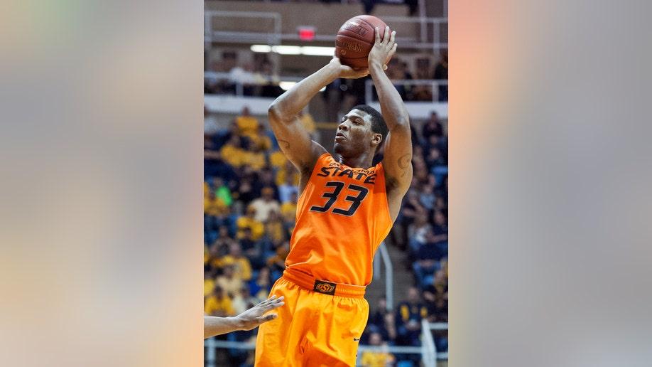 Oklahoma State West Virginia Basketball