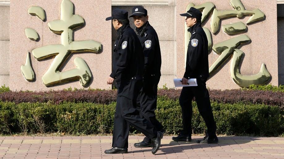 China Bo Xilai Verdict