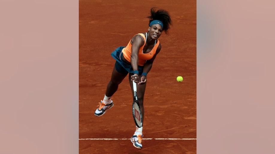 8958a46c-Spain Madrid Open Tennis