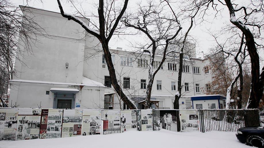 Poland Threatened Ghetto Building