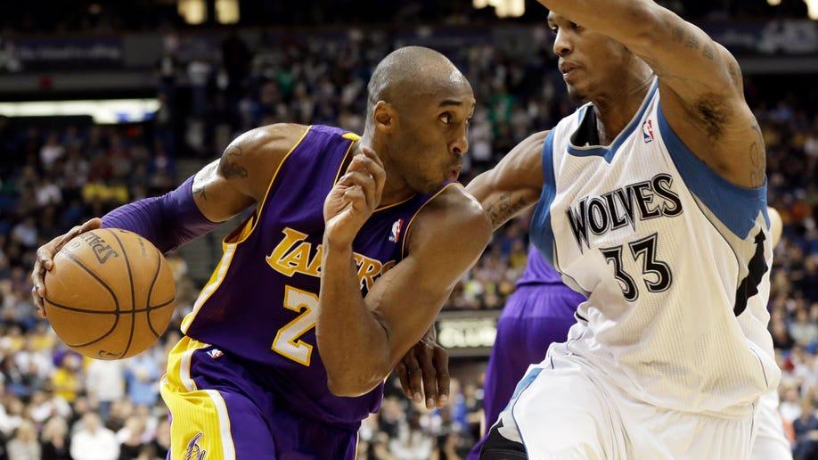 f636e953-Lakers Timberwolves Basketball