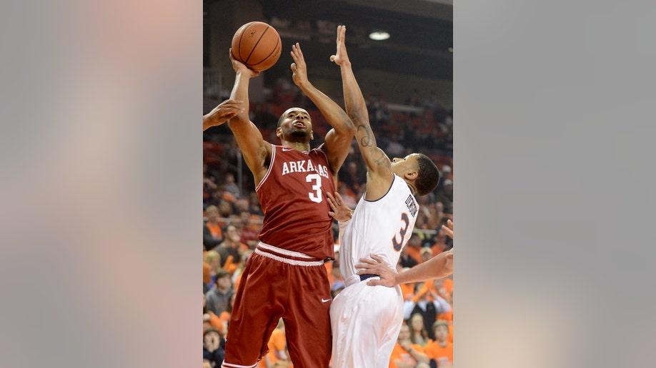1e933483-Arkansas Auburn Basketball
