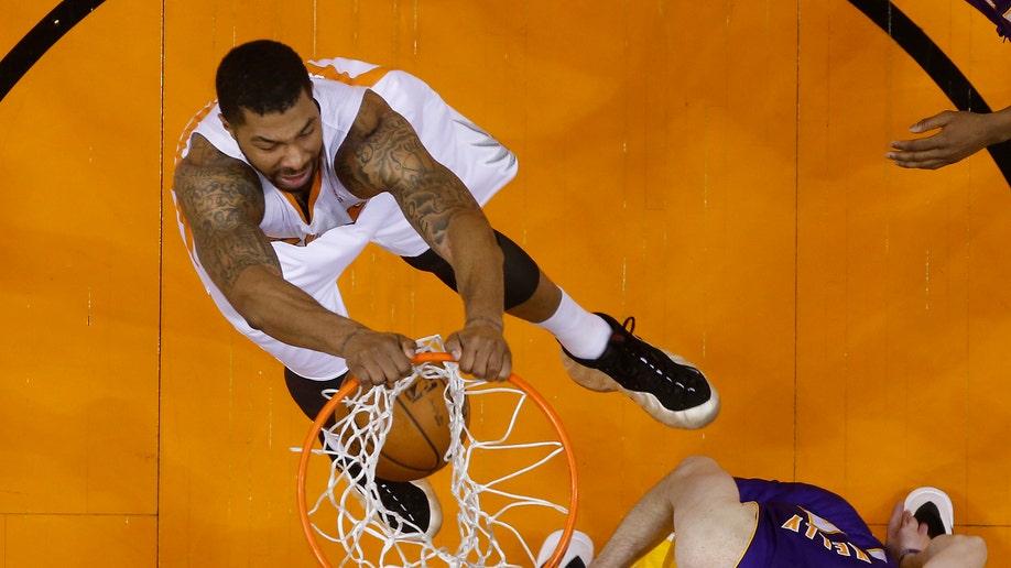Lakers Suns Basketball