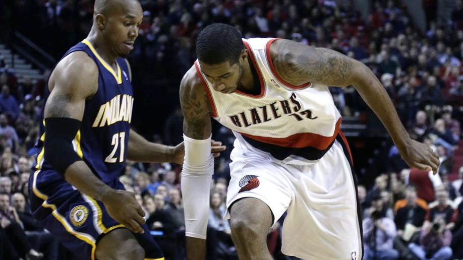 e5e97a9c-Pacers Trail Blazers Basketball