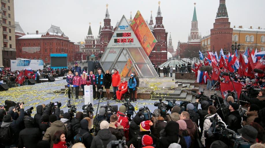 Russia Sochi 2014 Olympics