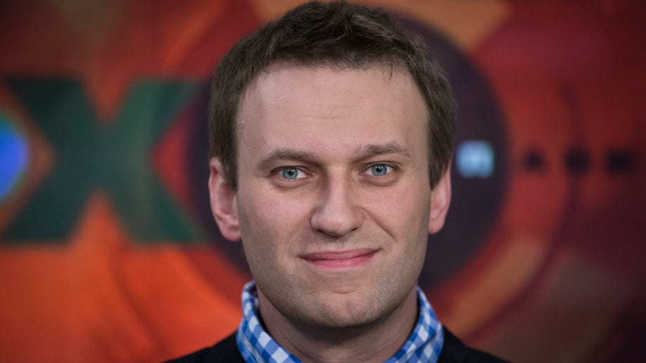 Russia Oppposition Navalny