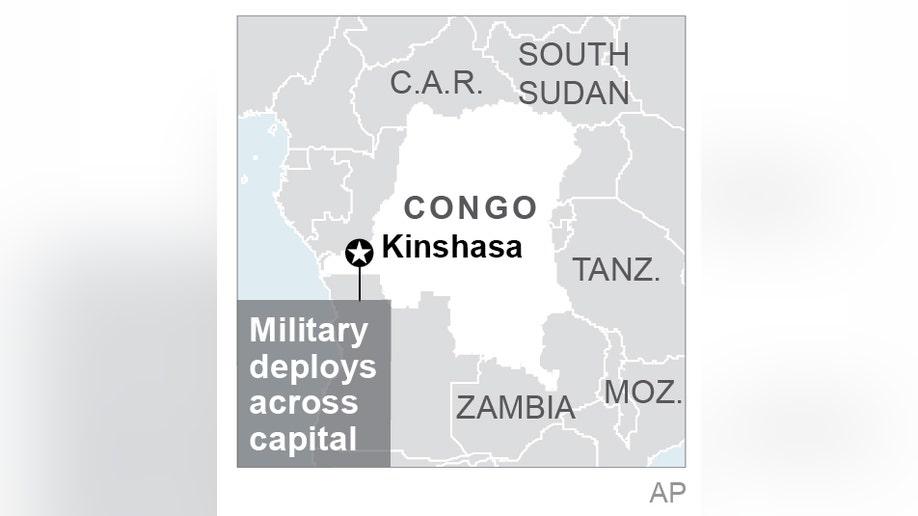 CONGO-POLITICS