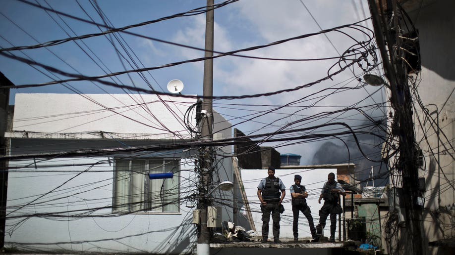 Brazil Missing Slum Dweller